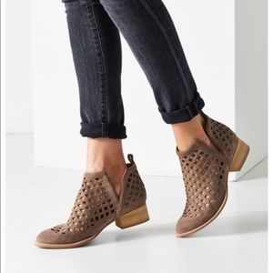 "Jeffrey Campbell ""Taggart"" booties From Anthro"